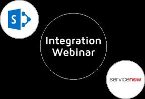 ServiceNow SharePoint Inegration Webinar