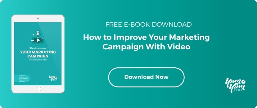 Improve your marketing campaign with video