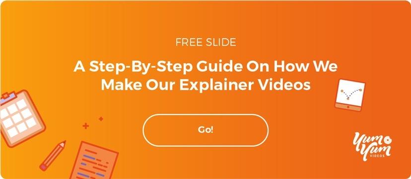 Explainer video process