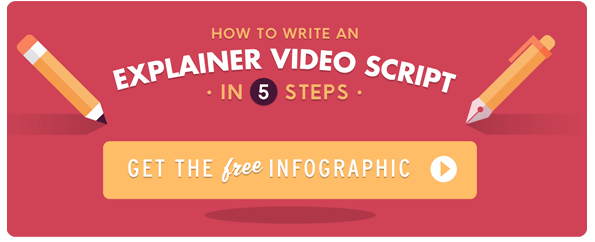 Get our Infographic: How to Write an Explainer Video Script