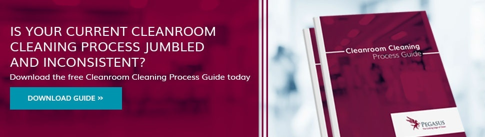 Cleanroom Cleaning Process Guide