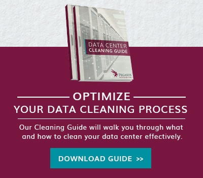 Download Pegasus Data Center Cleaning Process Guide