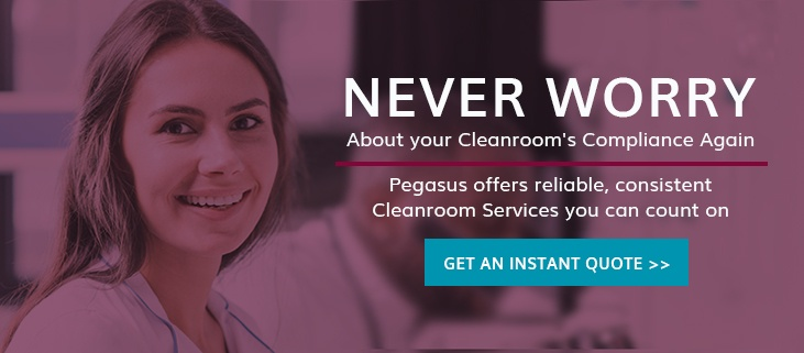 click to get an instant quote for cleanroom cleaning services