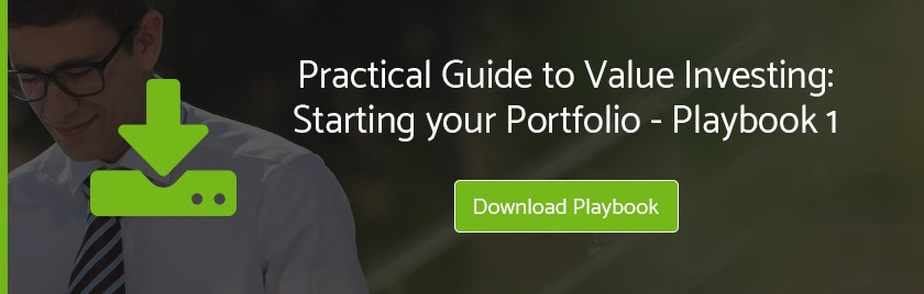 Practical Guide to Value Investing Playbook I