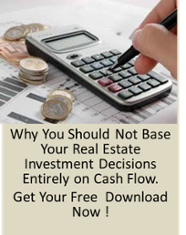Investing in Real Estate Cash Flow Why