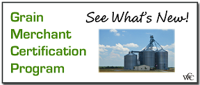 Grain Merchant Certification Program