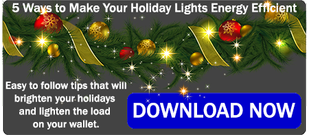5 Ways to Make Your Holiday Lights Energy Efficient Guidebook