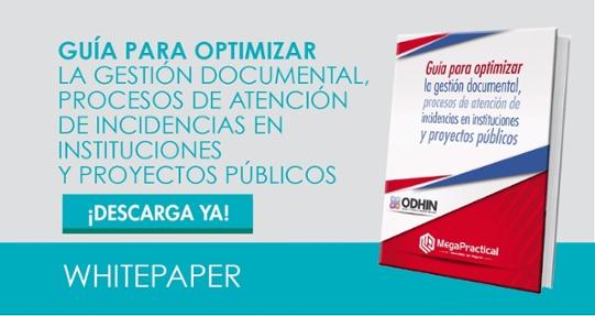 Guia para optimizar la gestión documental