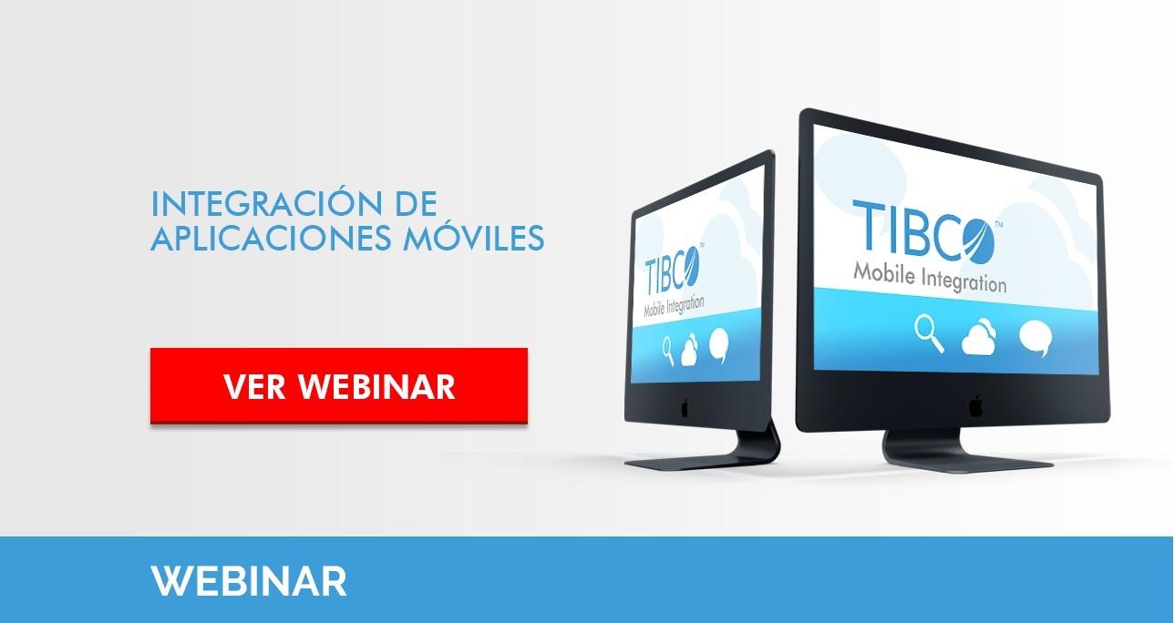 SOA: Tibco Mobile Integration