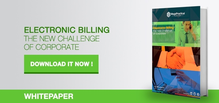 Electronic billing the new challenge of corporate bussiness