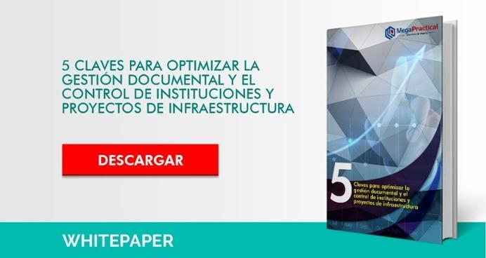 5 claves para optimizar la gestión documental y el control de instituciones y proyectos de infraestructura