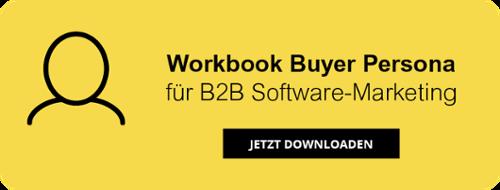 Workbook Buyer Persona für B2B Software Marketing
