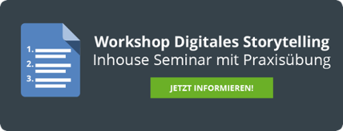 Workshop Digitales Storytelling