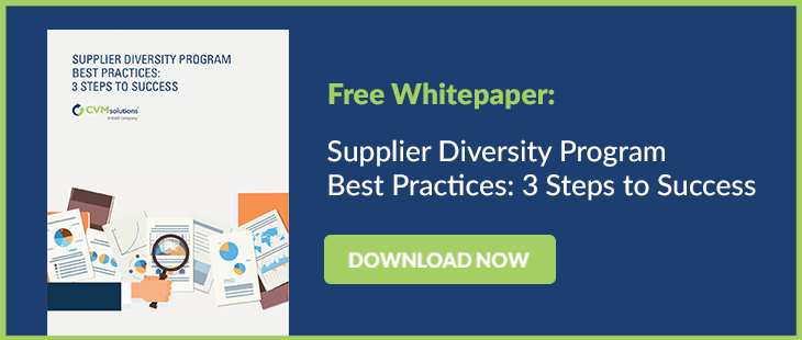 Supplier Diversity Best Practices