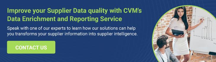 Supplier Diversity Data