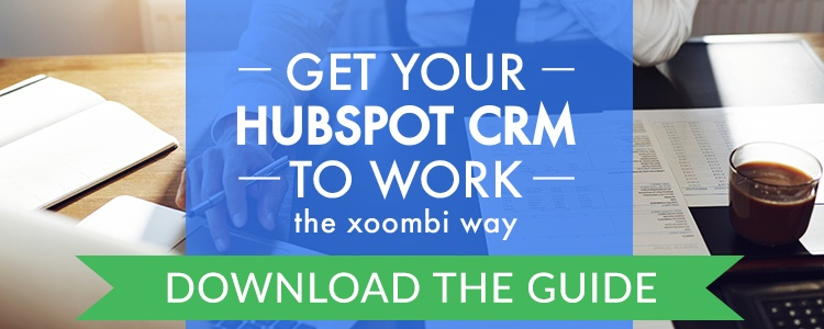 Get your hubspot CRM to work