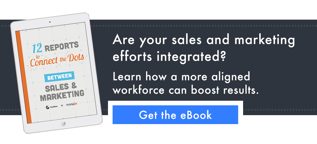 connect the dots between sales and marketing ebook cta