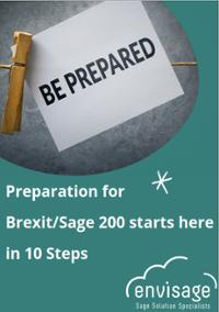Sage 200 Brexit Preparation Guide - Republic of Ireland