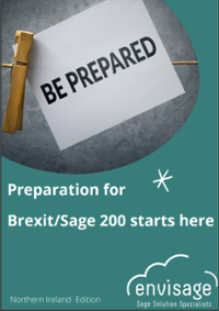 Sage 200 Brexit Preparation Guide - Northern Ireland