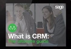 What is CRM - the ultimate guide