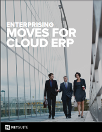 Enterprising moves for Cloud ERP - Blog