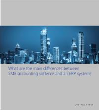 SMB Accounting Software V ERP Guide - Blog