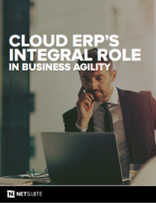 Cloud ERP & Business Agility