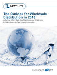 The Outlook for wholesale distribution survey - Blog