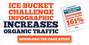 How our infographic increased organic traffic by 161%