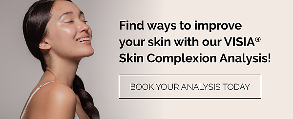 Book your skin analysis today