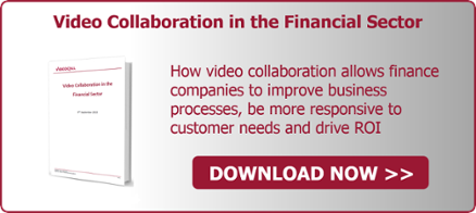 Download Video Collaboration in the Financial Sector