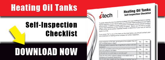 oil tank self-inspection checklist