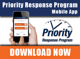 Priority Response Program Mobile App