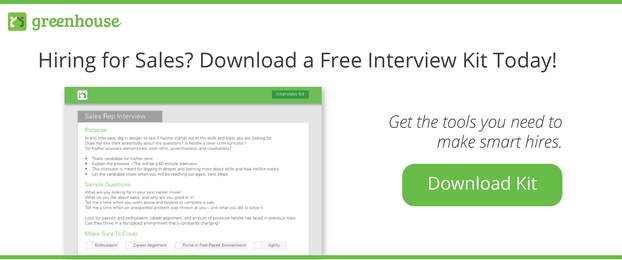 Get A Free Interview Kit
