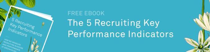 5 Recruiting KPIs Ebook