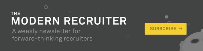 Modern Recruiter Roundup