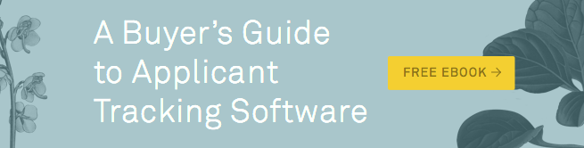 Applicant Tracking Software Buyer's Guide
