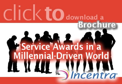 Service Awards in a Millennial-Driven World