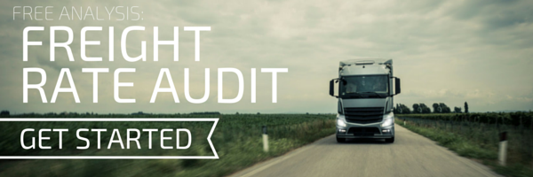 Freight Rate Audit