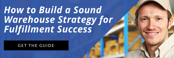 Get the Guide Now to Build a Sound Warehouse Operations Strategy