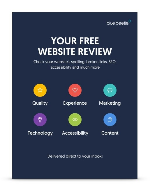 Get Your FREE Website Review Today!