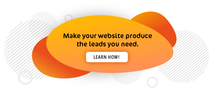 Your website should be producing leads