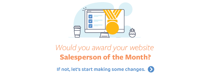 Is Your Website a Good Salesperson?