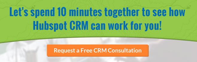 Request Free CRM Consultation