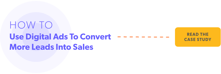 how to use paid ads to convert more leads into sales