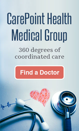 CarePoint Health Medical Group find a doctor