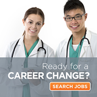 Ready for a career change? Search jobs