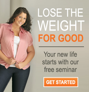 Attend a free weight loss seminar - lose the weight for good