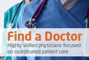 Find a doctor at CarePoint Health