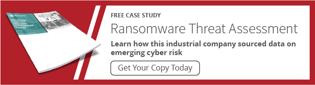 Industrial Company Assesses Ransomware Threat